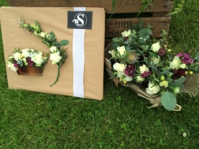 Hair Flowers by Sophies Flower Company