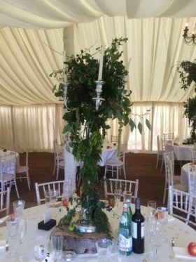 Reception Flowers by Sophies Flower Company